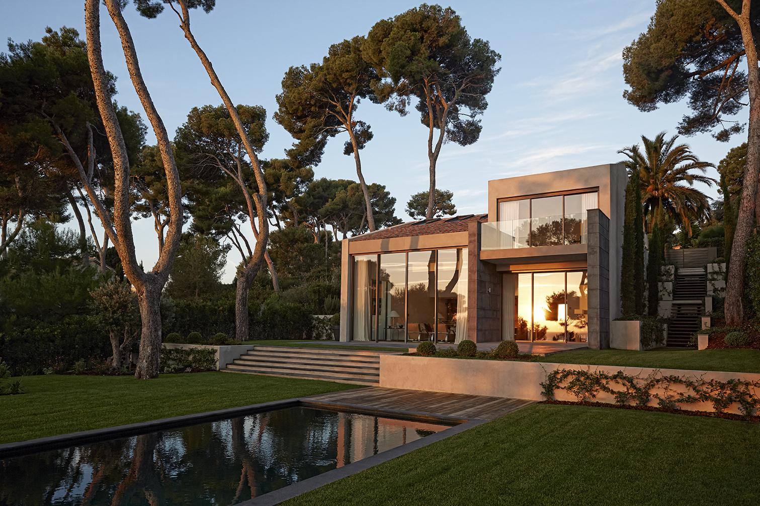 Maison unifamiliale pour l Vente à Cap d'Antibes - newly built villa for sale Cap D'Antibes, Provence-Alpes-Cote D'Azur 06160 France