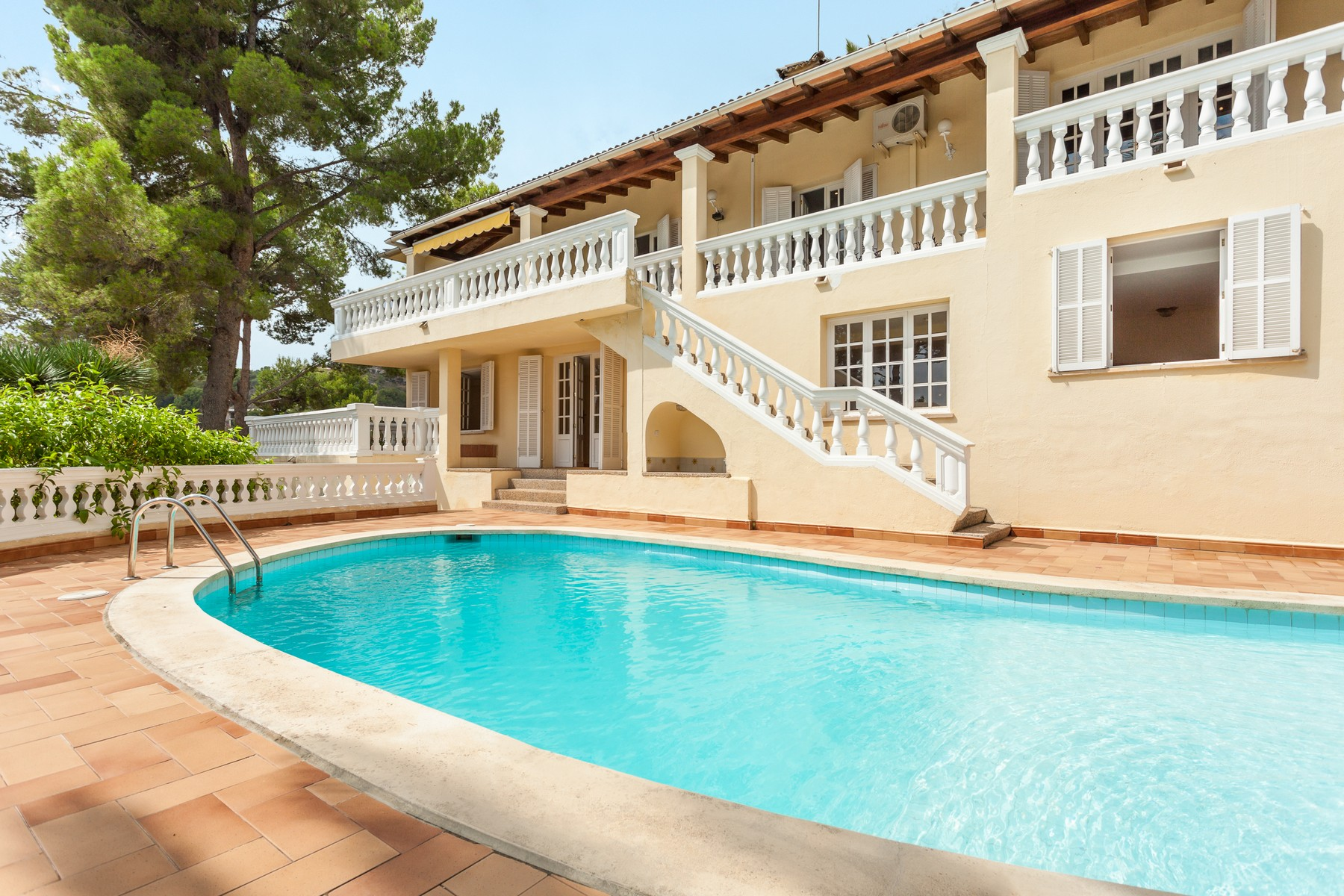 Single Family Home for Sale at Classic Villa in Son Vida Palma Center, Mallorca 07001 Spain