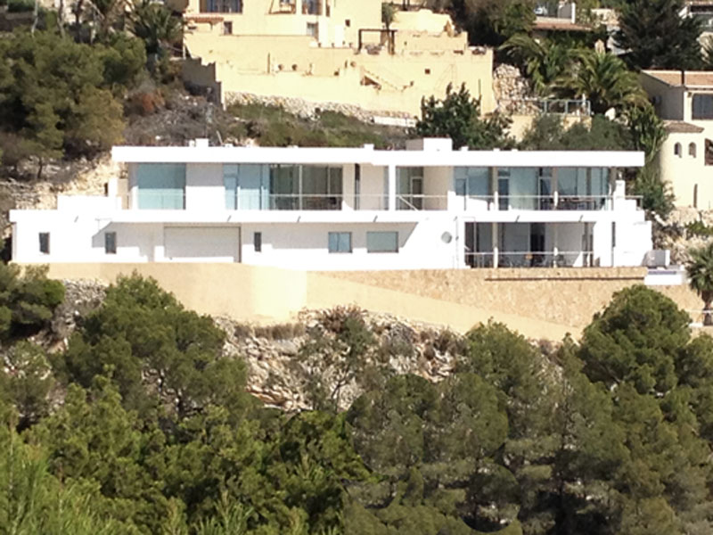 Single Family Home for Sale at Exclusive and Majestic Villa with great Views Altea, Alicante Costa Blanca 03590 Spain