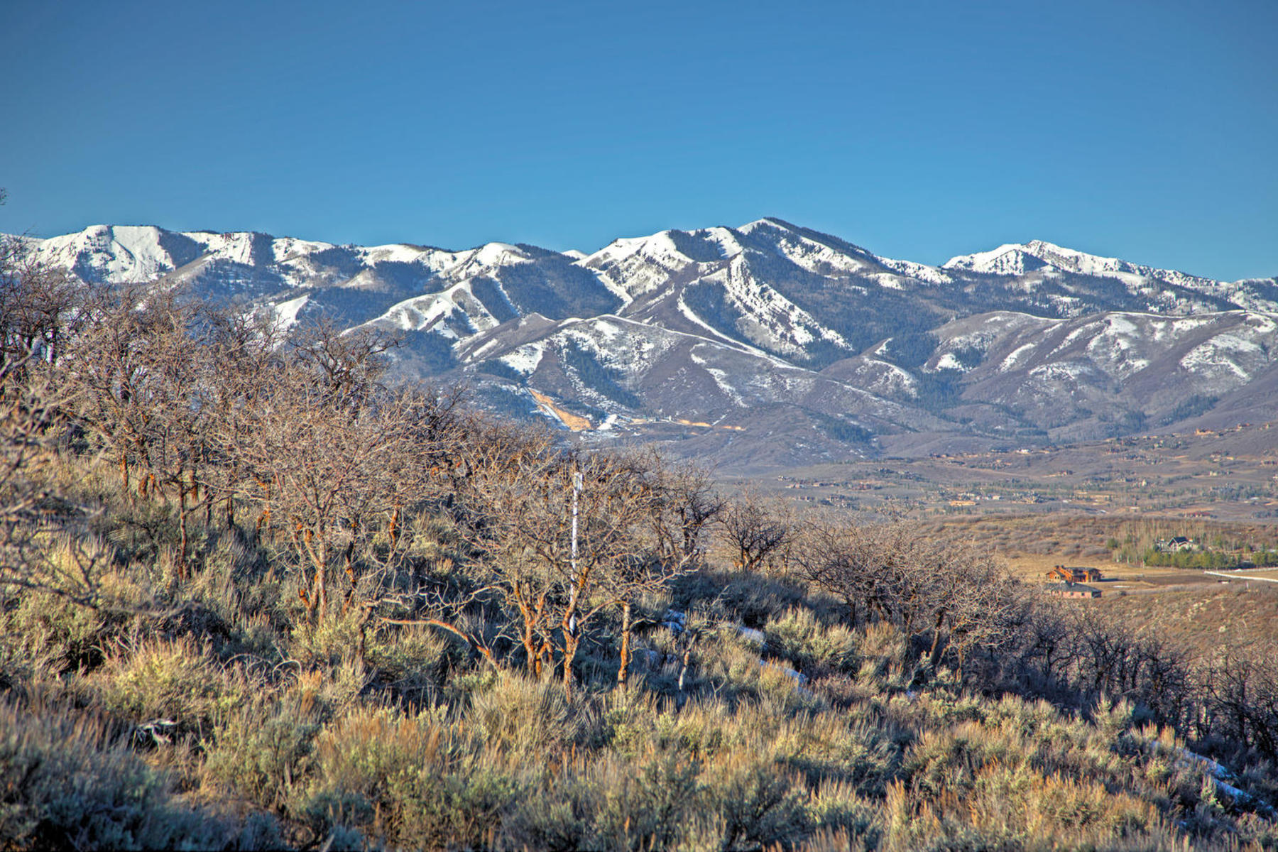 Land for Sale at Spectacular View and Easy Build Home Site in Promontory 9583 N Hidden Hill Lp Lot 10 Park City, Utah, 84098 United States