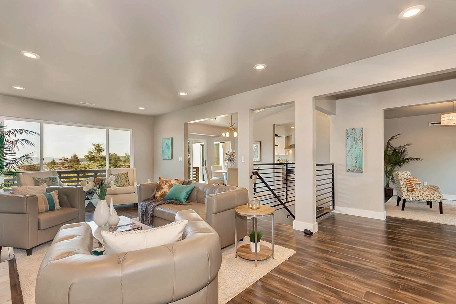 sales property at Contemporary View Home