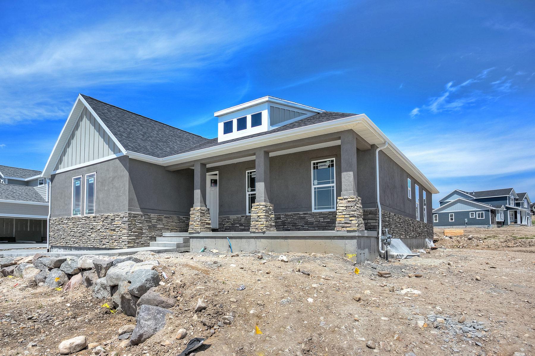 Casa Unifamiliar por un Venta en Maple Hills Elkhorn Plan 6522 West 7735 South West Jordan, Utah 84081 Estados Unidos