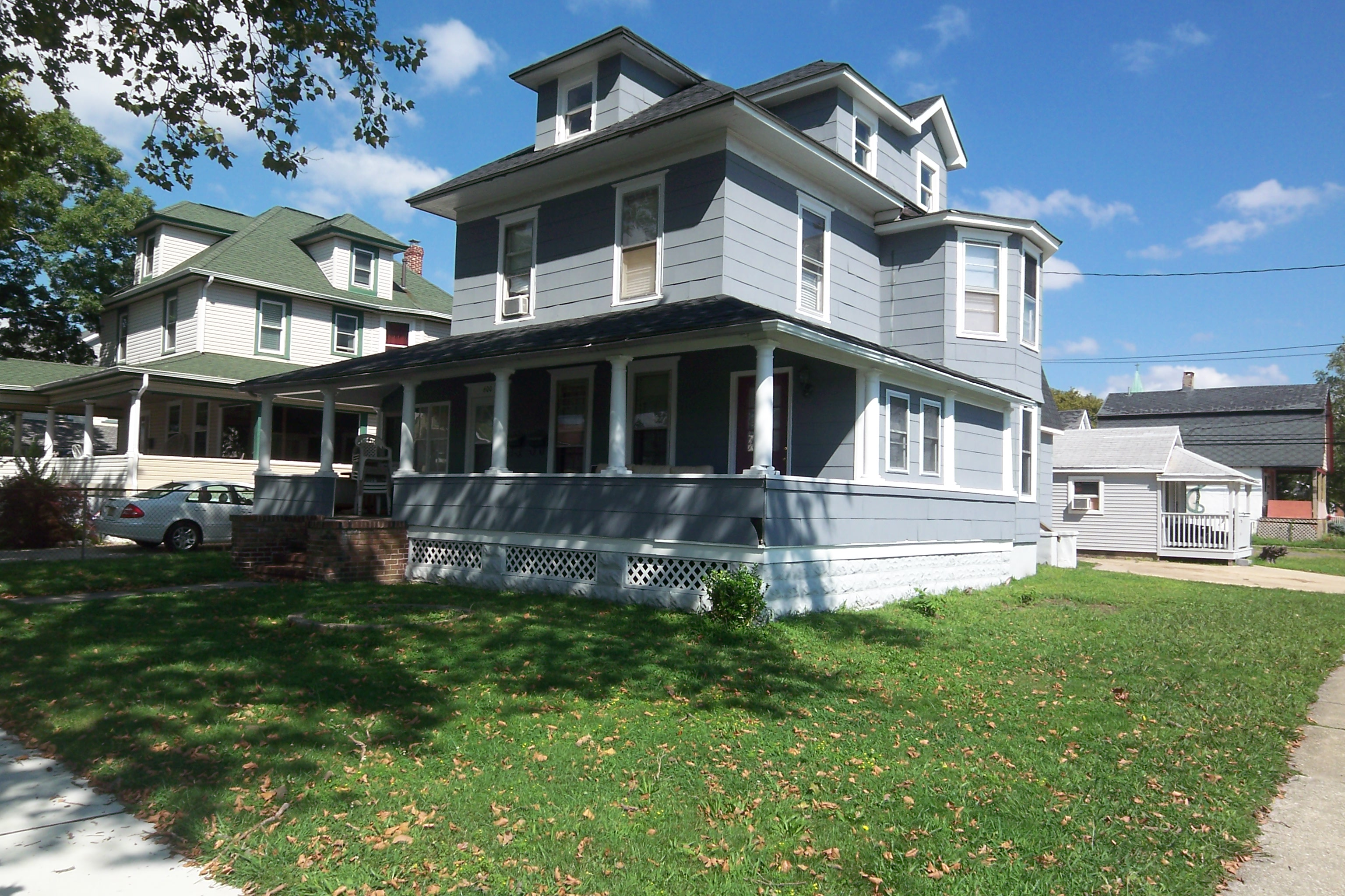 Multi-Family Home for Sale at Renovated Income Property 600 10th Ave Belmar, New Jersey 07719 United States