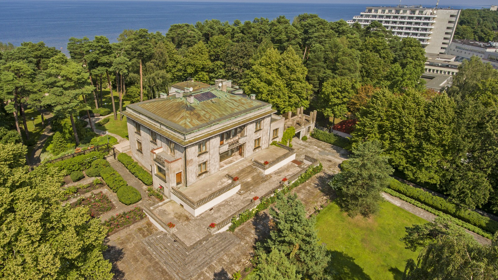 sales property at Baltic Beach House - the finest residence on the beach in Jurmala