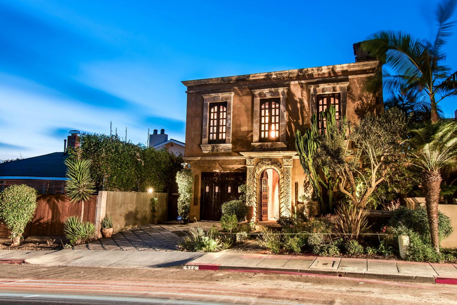 Villa per Vendita alle ore 412 Marine Street La Jolla, California, 92037 Stati Uniti
