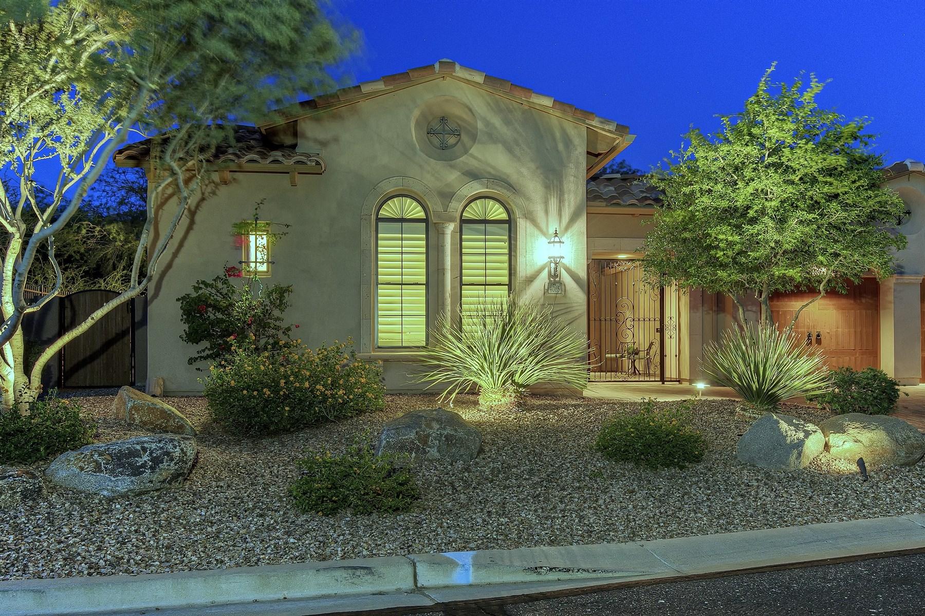 Nhà ở một gia đình vì Bán tại Stunning gated Las Sendas Mountain home 4065 N SILVER RIDGE CIR Mesa, Arizona 85207 Hoa Kỳ