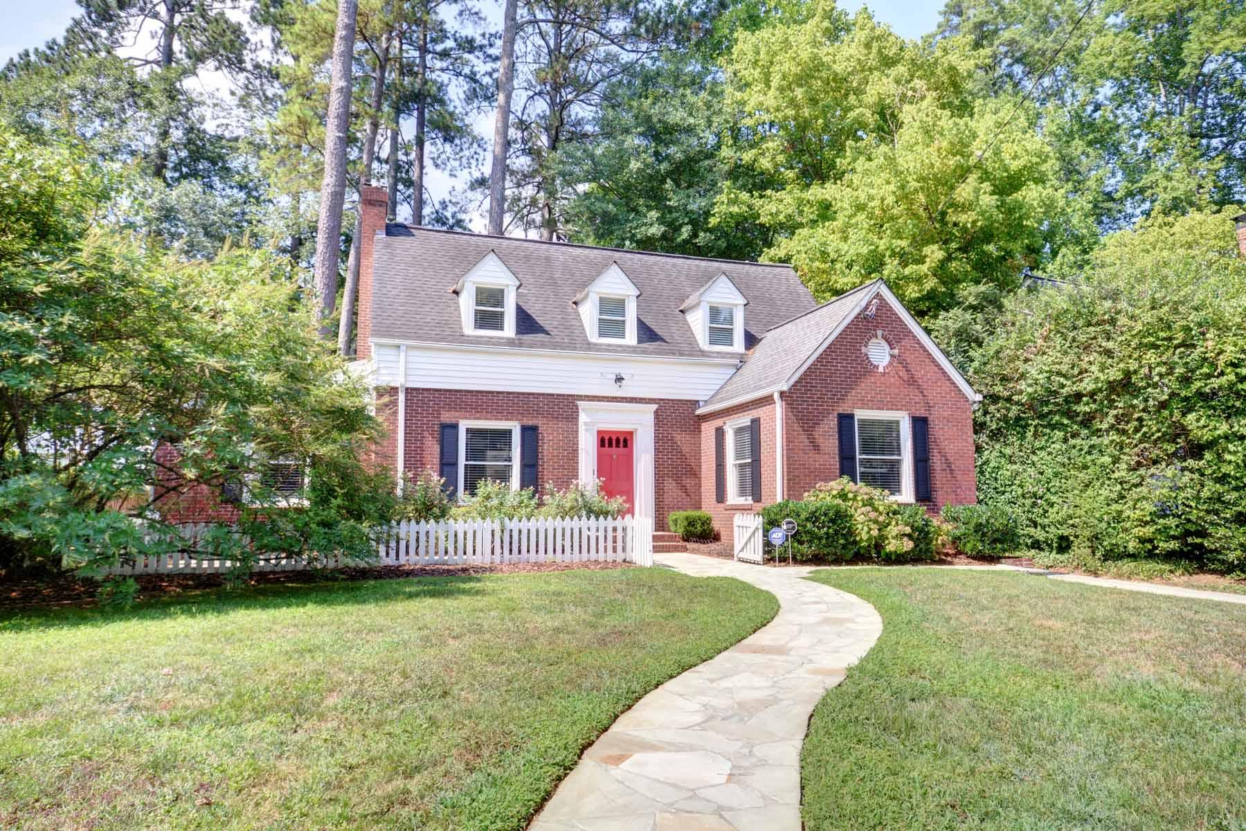Maison unifamiliale pour l Vente à Charming MorningsideJohnson Estates Home 1772 Meadowdale Avenue Morningside, Atlanta, Georgia, 30306 États-Unis