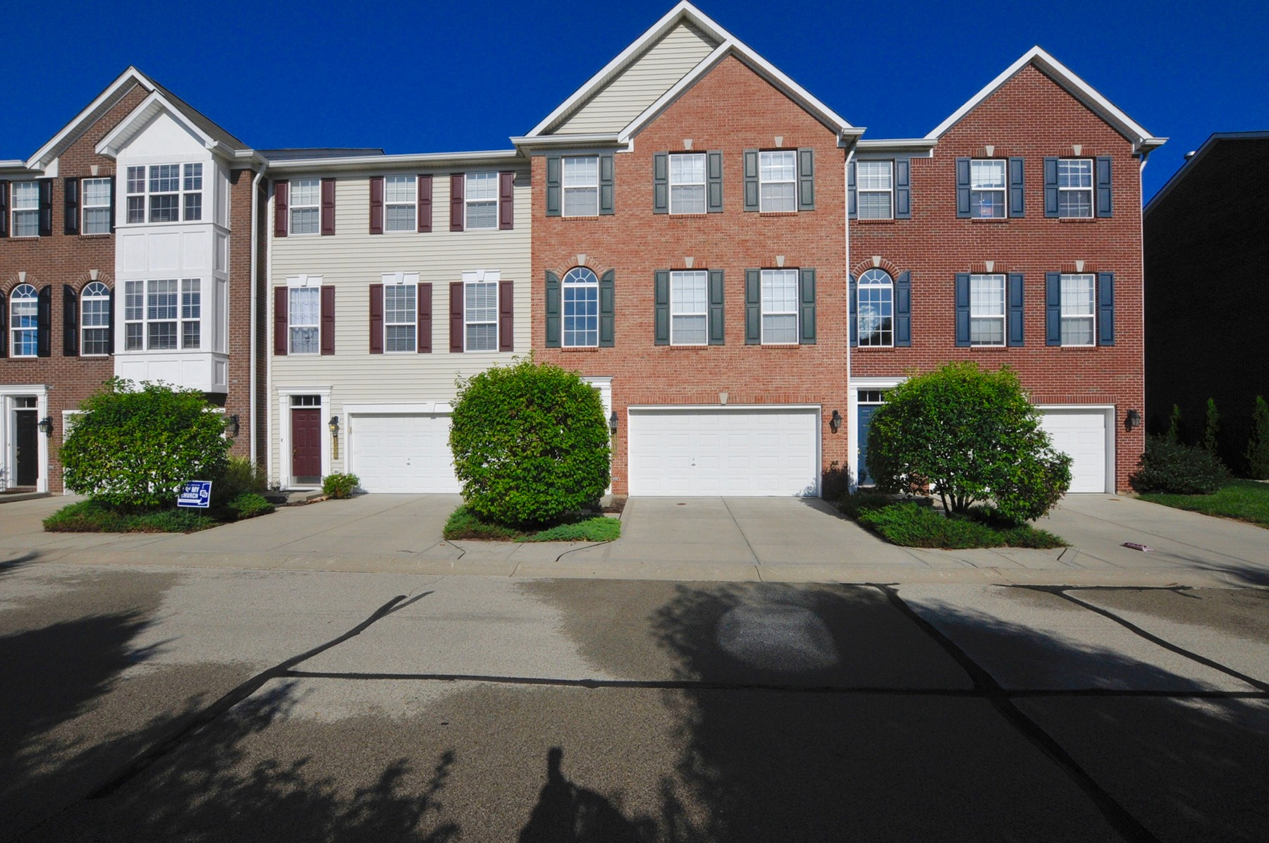 Townhouse for Rent at Great Townhome with Great Views 12010 Esty Way Carmel, Indiana 46033 United States