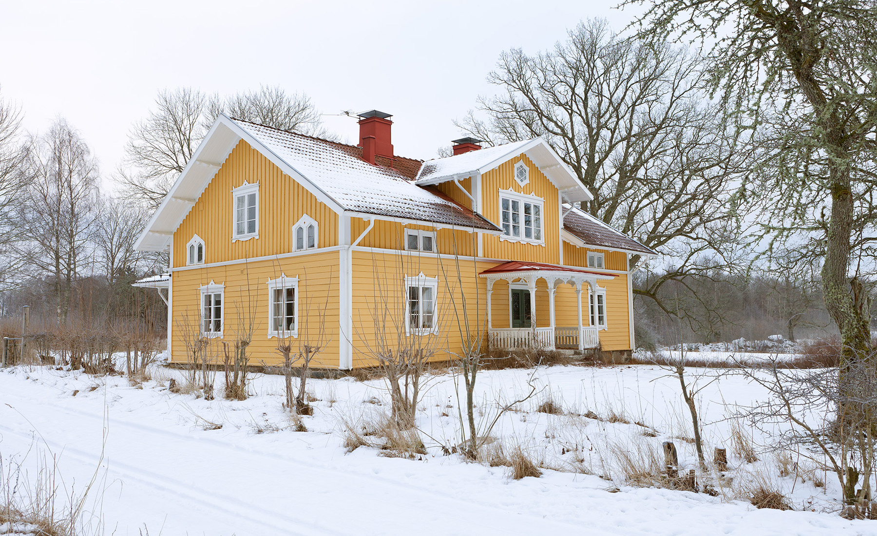 Property For Sale at A piece of Swedish Arcadia adjacent to Lake Vänern