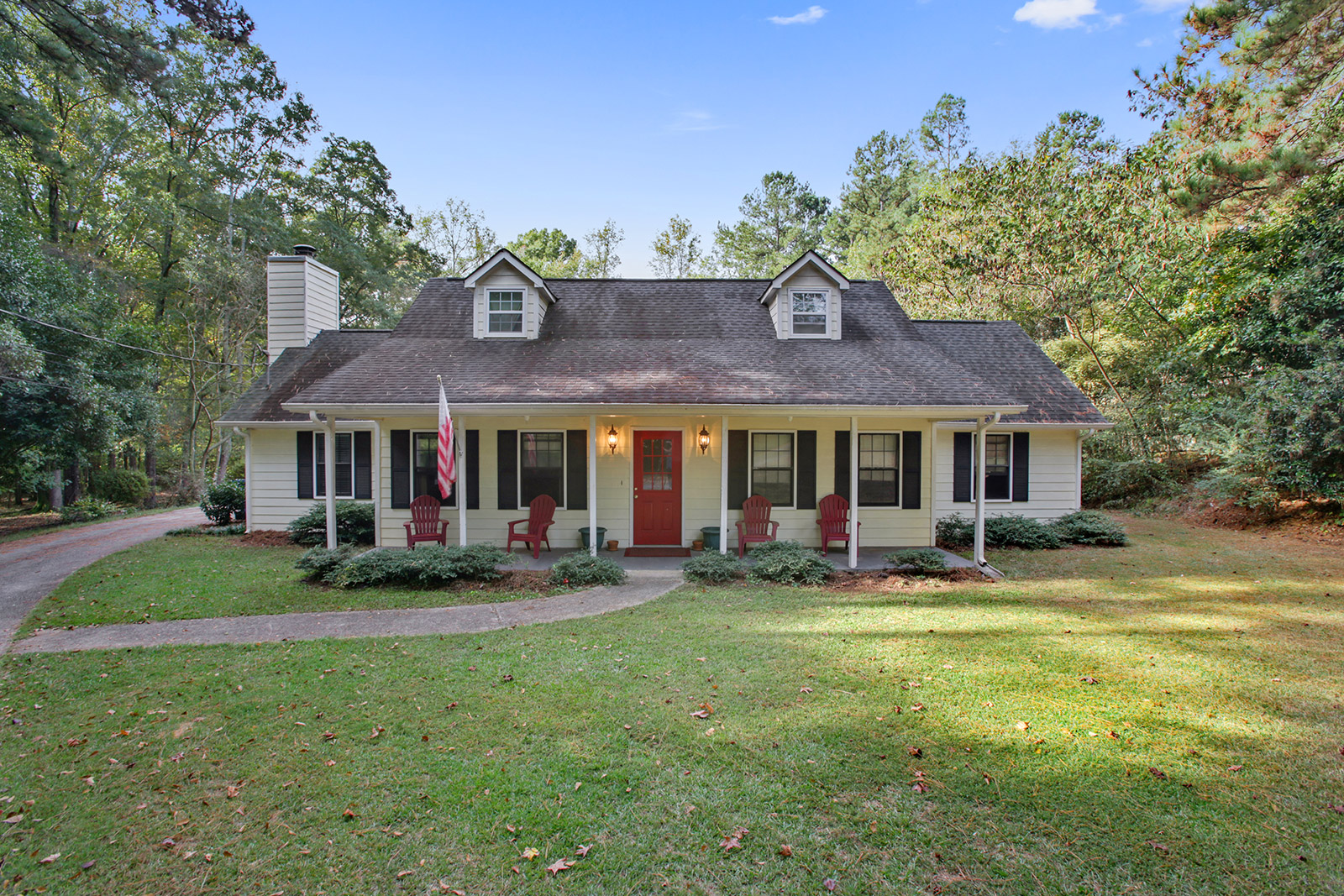 Single Family Home for Sale at Briarhill IV 405 Michael Road Tyrone, Georgia, 30290 United States