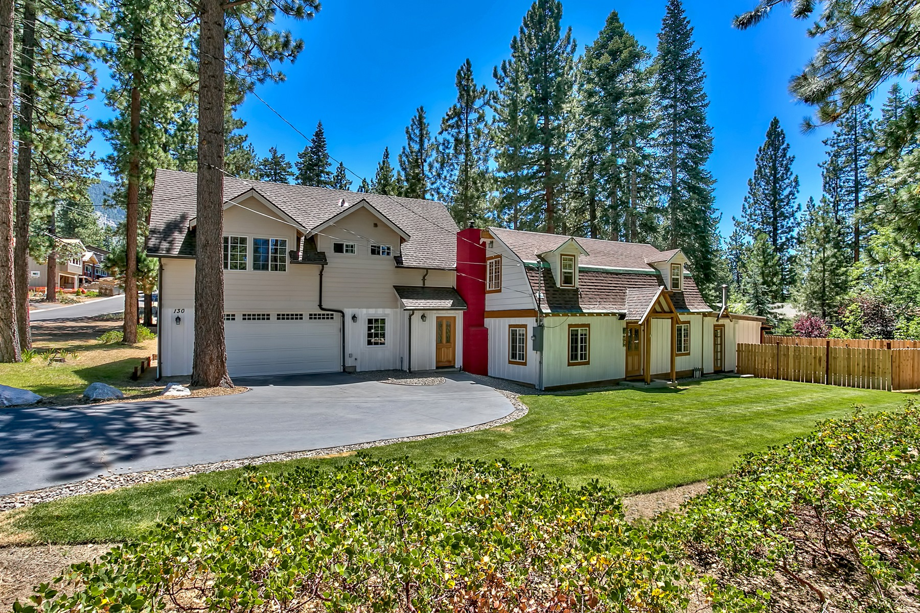 Single Family Home for Sale at 130 Daggett Way Stateline, Nevada, 89449 Lake Tahoe, United States