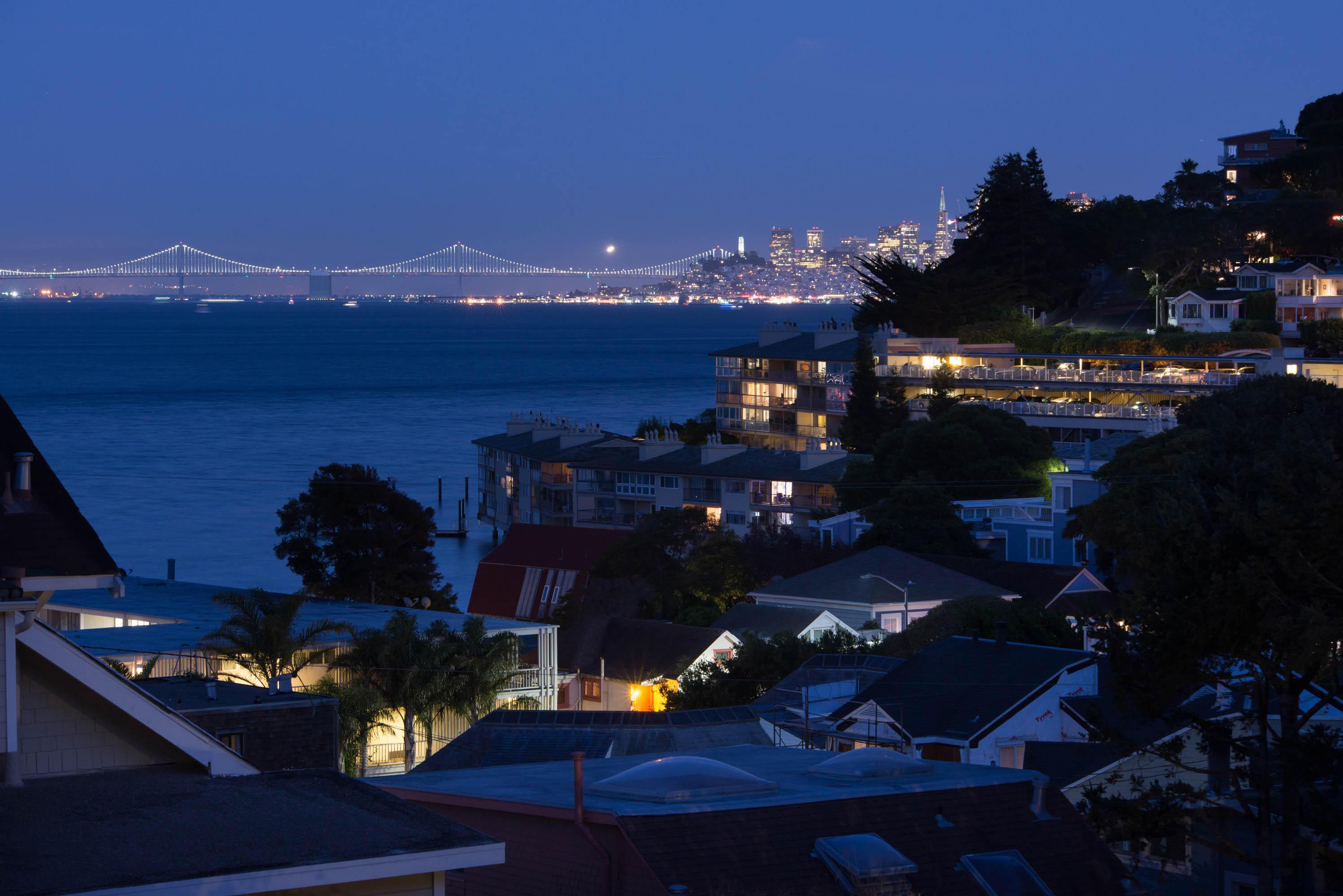 Single Family Home for Sale at Sophisticated Sausalito Home with San Francisco Views 214 4th Street Sausalito, California 94965 United States