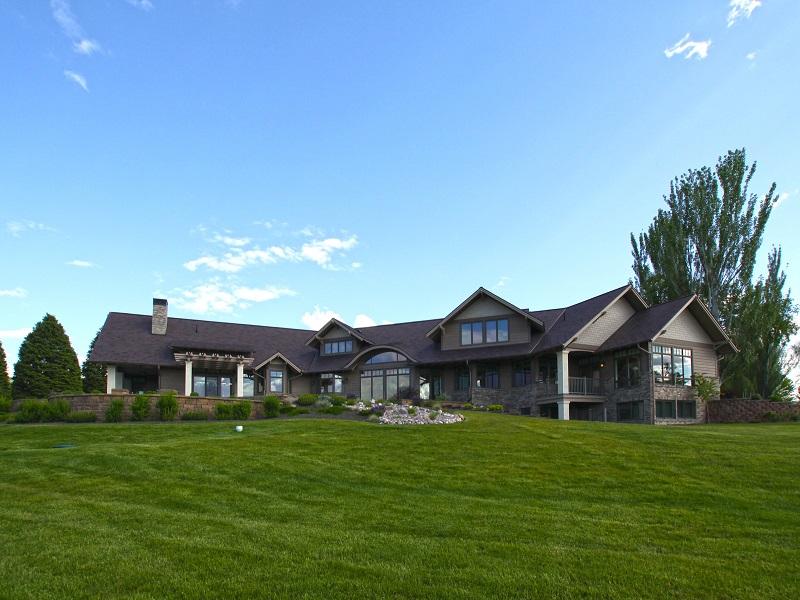 Maison unifamiliale pour l Vente à 2932 Starlight Drive Missoula, Montana 59803 États-Unis
