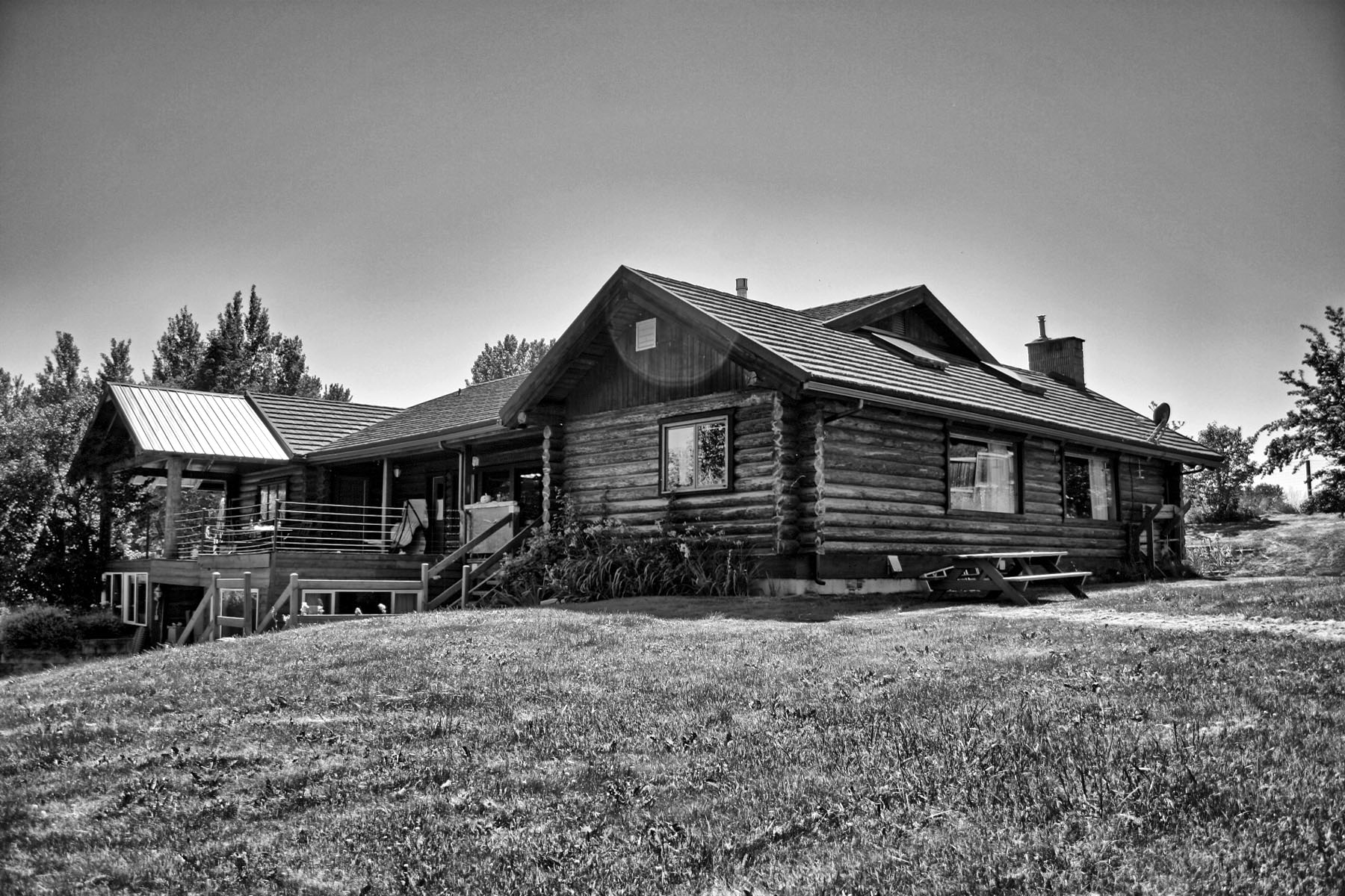 Single Family Home for Sale at Sand Creek Tee Pee House 2306 Sand Creek Lane Sandpoint, Idaho 83864 United States
