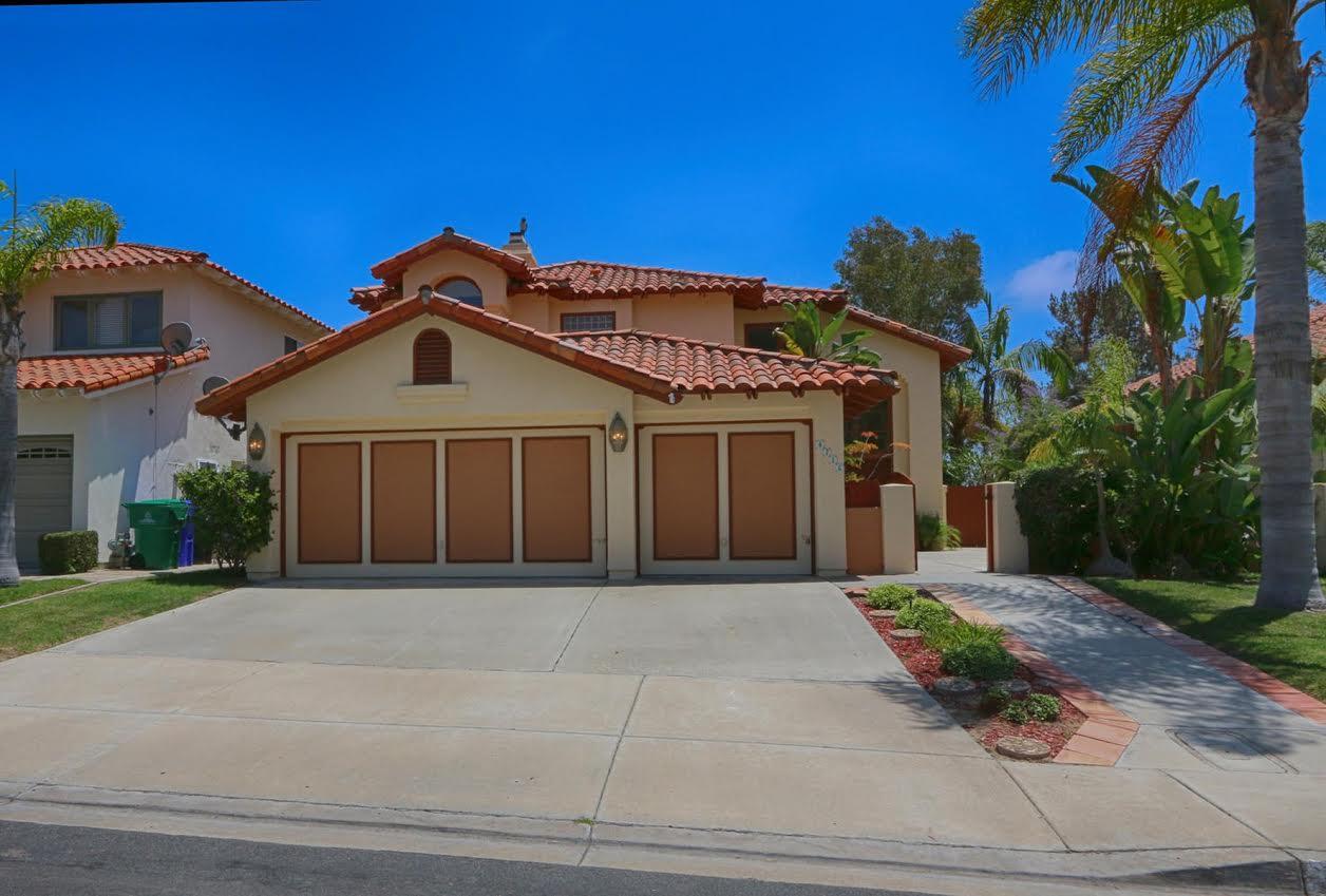 단독 가정 주택 용 매매 에 Tarantella 4715 Tarantella Lane San Diego, 캘리포니아 92130 미국