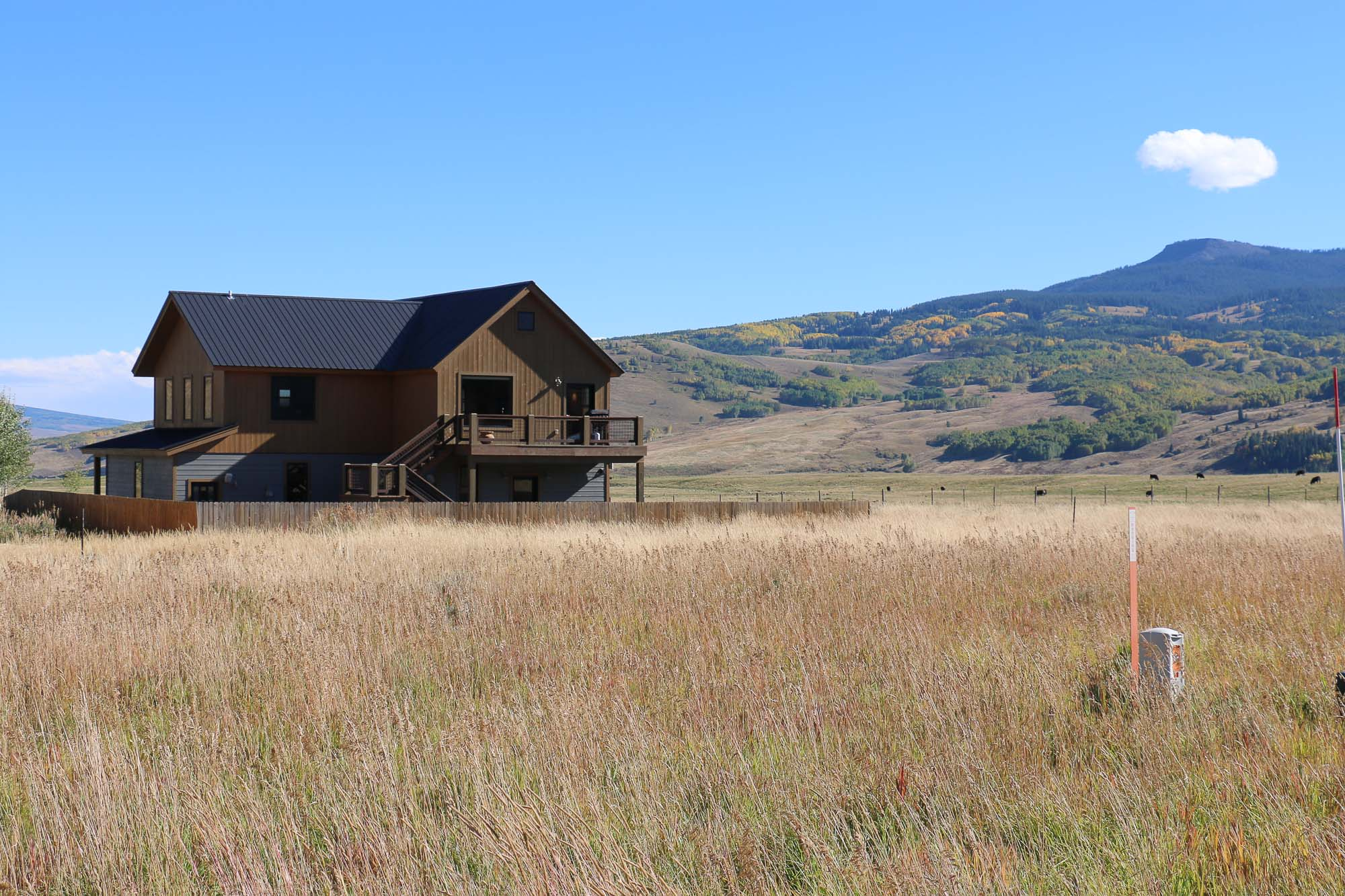 Property For Sale at Buckhorn Ranch Custom