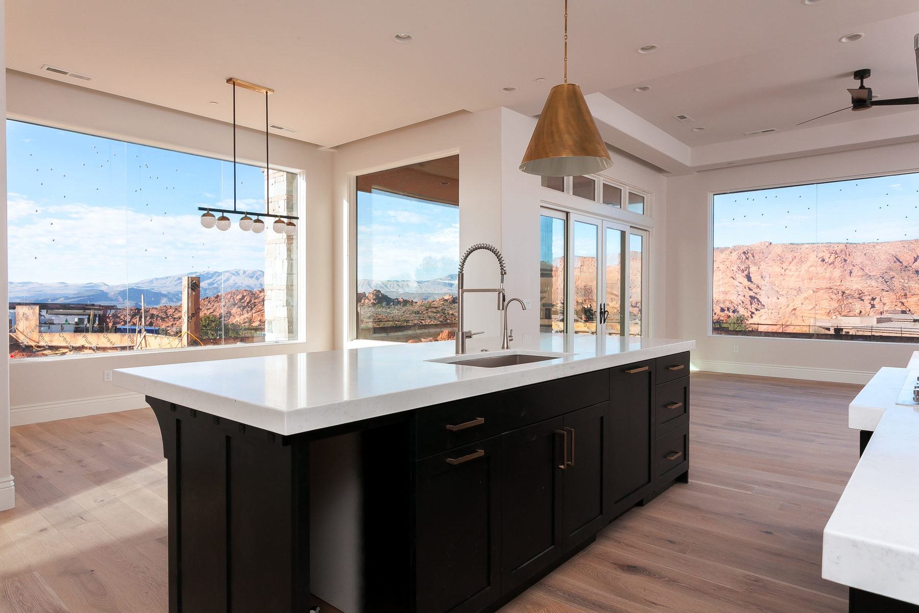 Single Family Home for Sale at Newly Built Single Level Home in the Ledges 4584 Painted Sky Dr St. George, Utah 84770 United States