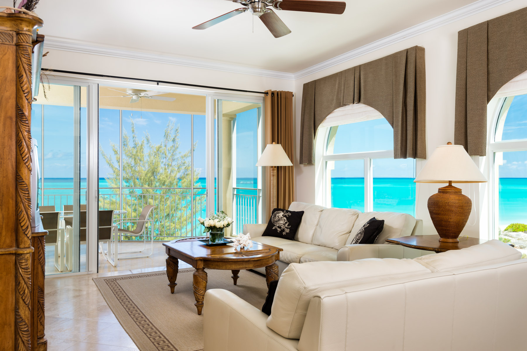 Condominium for Sale at The Tuscany - Suite E403 Beachfront Grace Bay, Providenciales TCI BWI Turks And Caicos Islands