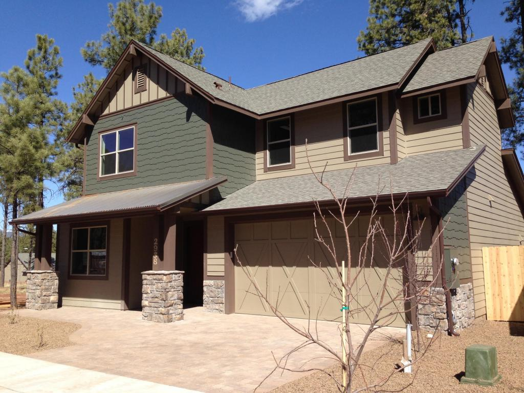 Single Family Home for Sale at Functional and Open Layout home 1667 Plan A Miramonte Homes Presidio Flagstaff, Arizona 86001 United States