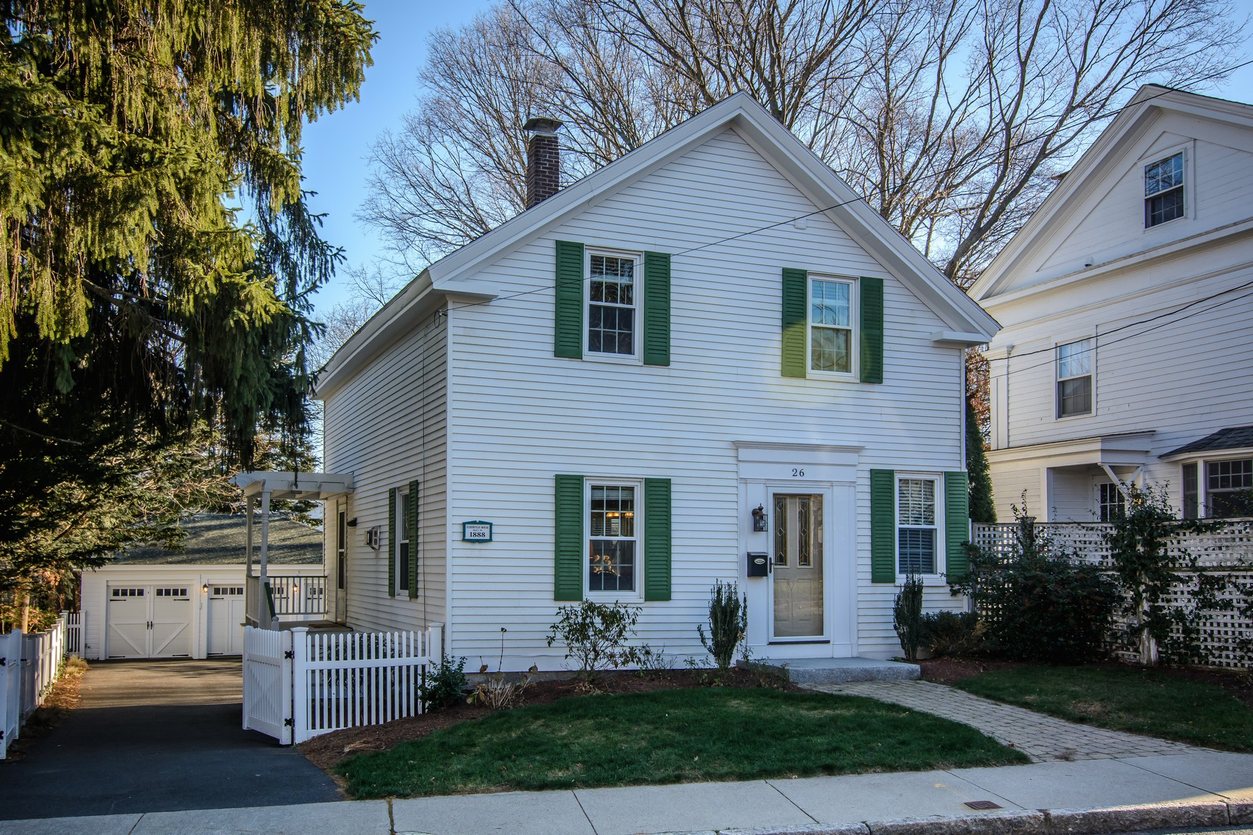 Property For Sale at New England Antique Colonial