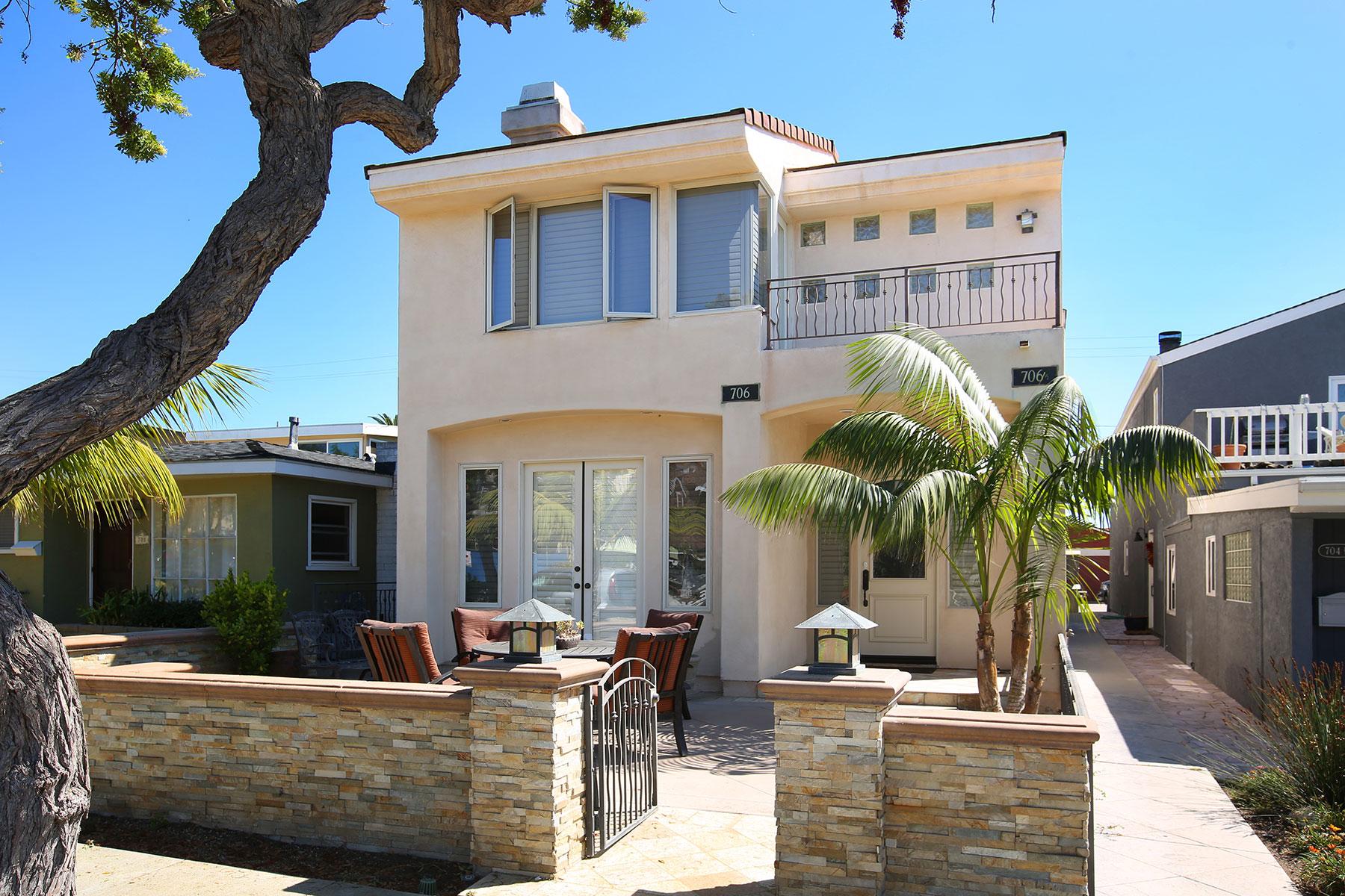 共管式独立产权公寓 为 销售 在 706.5 Larkspur Ave 706.5 Larkspur Ave #2 科罗娜, 加利福尼亚州, 92625 美国