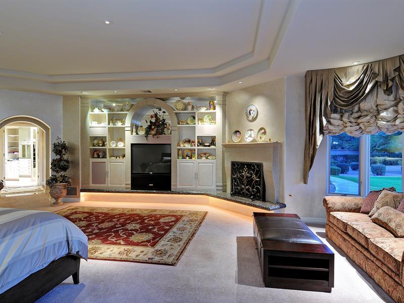 Property Of Elegant Estate on 2+ Acres in the Prestigious Gated Community of El Maro