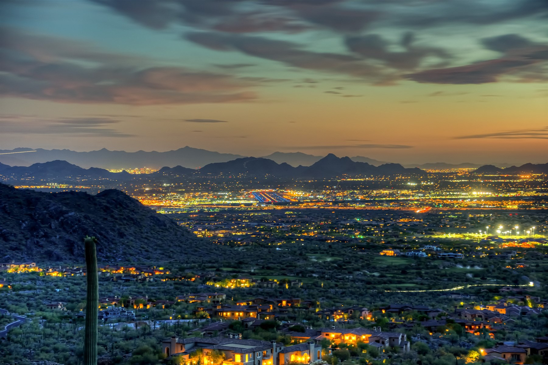 Terreno per Vendita alle ore The Most Dramatic Views In The Valley 'The Summit in Silverleaf's Upper Canyon' 11243 E Hideaway Lane #1865 Scottsdale, Arizona 85255 Stati Uniti