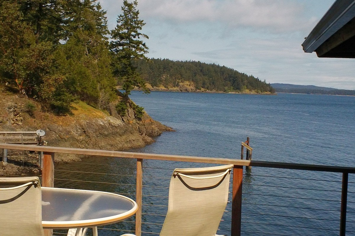 Single Family Home for Sale at Island Living At Its Very Best Lot 29 Brown Island Friday Harbor, Washington 98250 United States