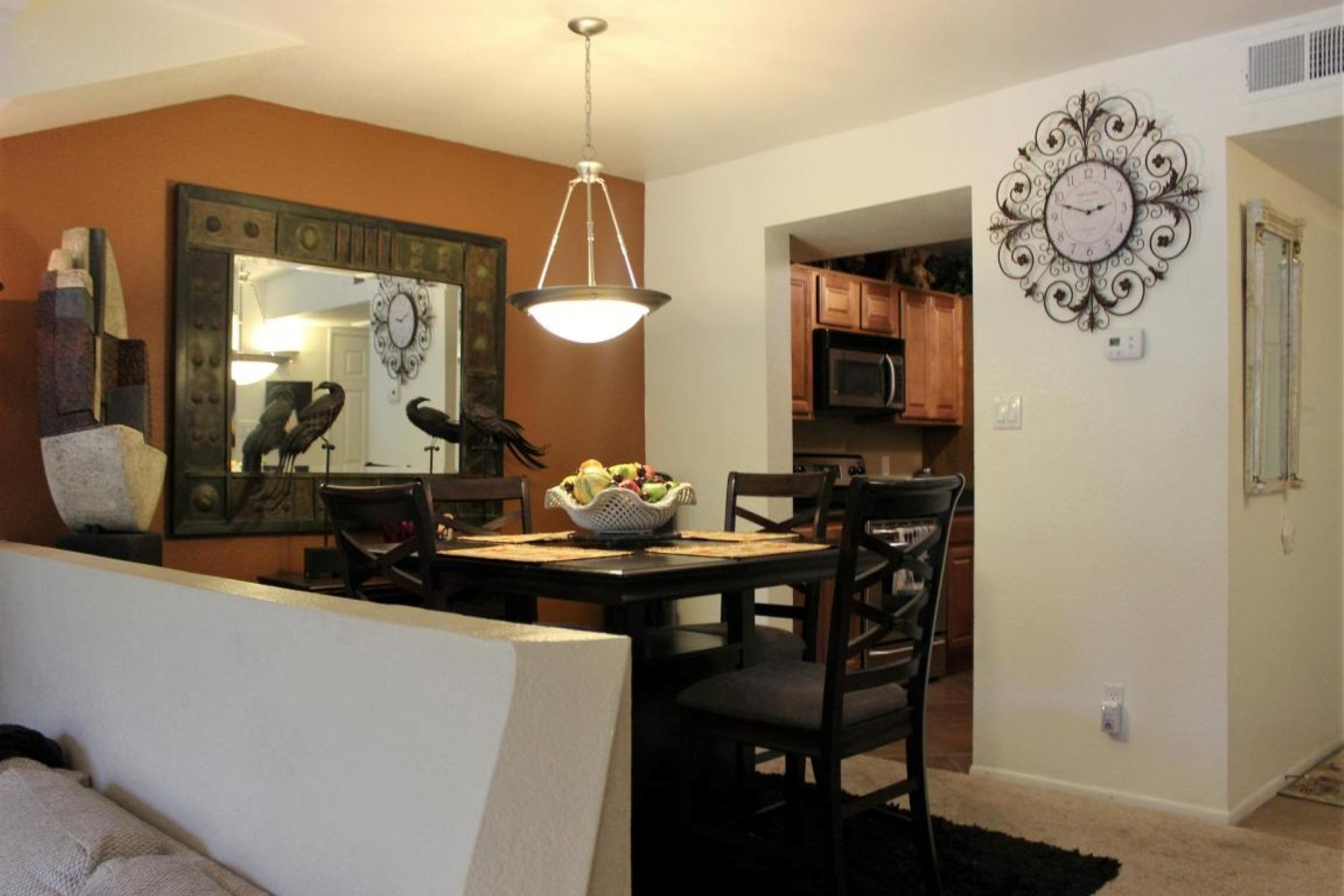 Property Of Beautifully decorated & fully furnished End Unit Townhome