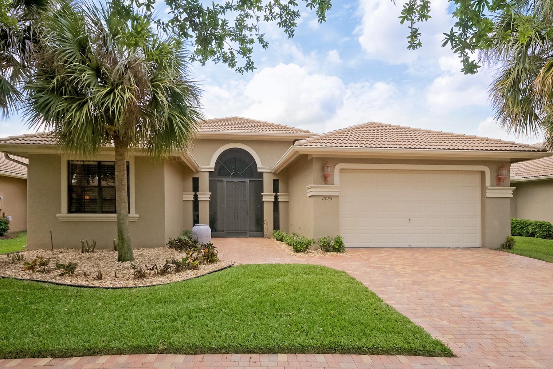 Property For Sale at 11085 Via Amalfi , Boynton Beach, FL 33437