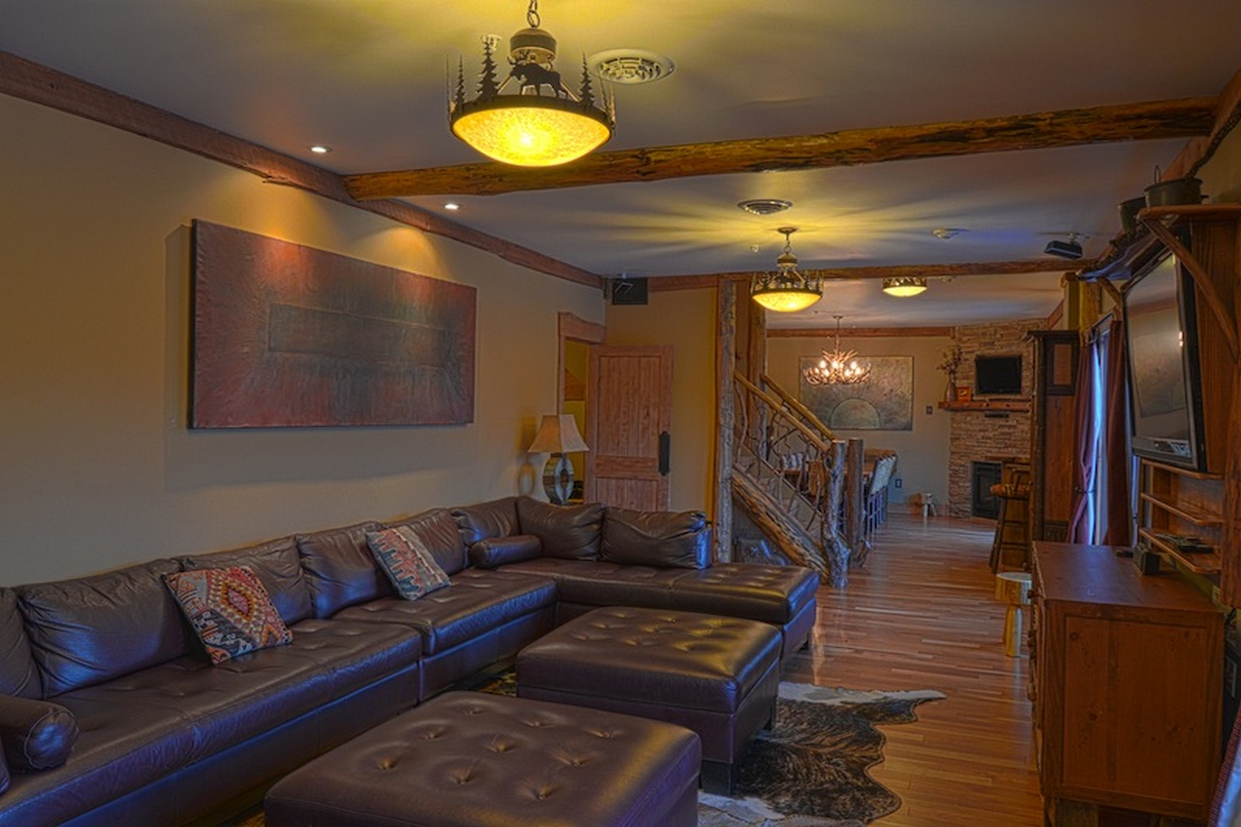 Casa Unifamiliar por un Venta en Hunter Mt. Slopeside Lodge 504-506 Klein Ave Hunter, Nueva York 12442 Estados Unidos