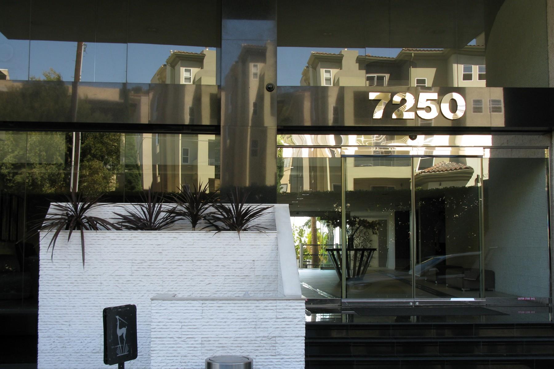콘도미니엄 용 매매 에 7250 Franklin Ave #714 Los Angeles, 캘리포니아, 90046 미국