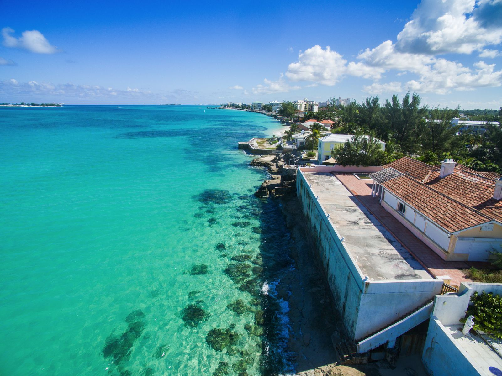 Commercial for Sale at Oceanfront Property on West Bay Street Cable Beach, Nassau And Paradise Island Bahamas