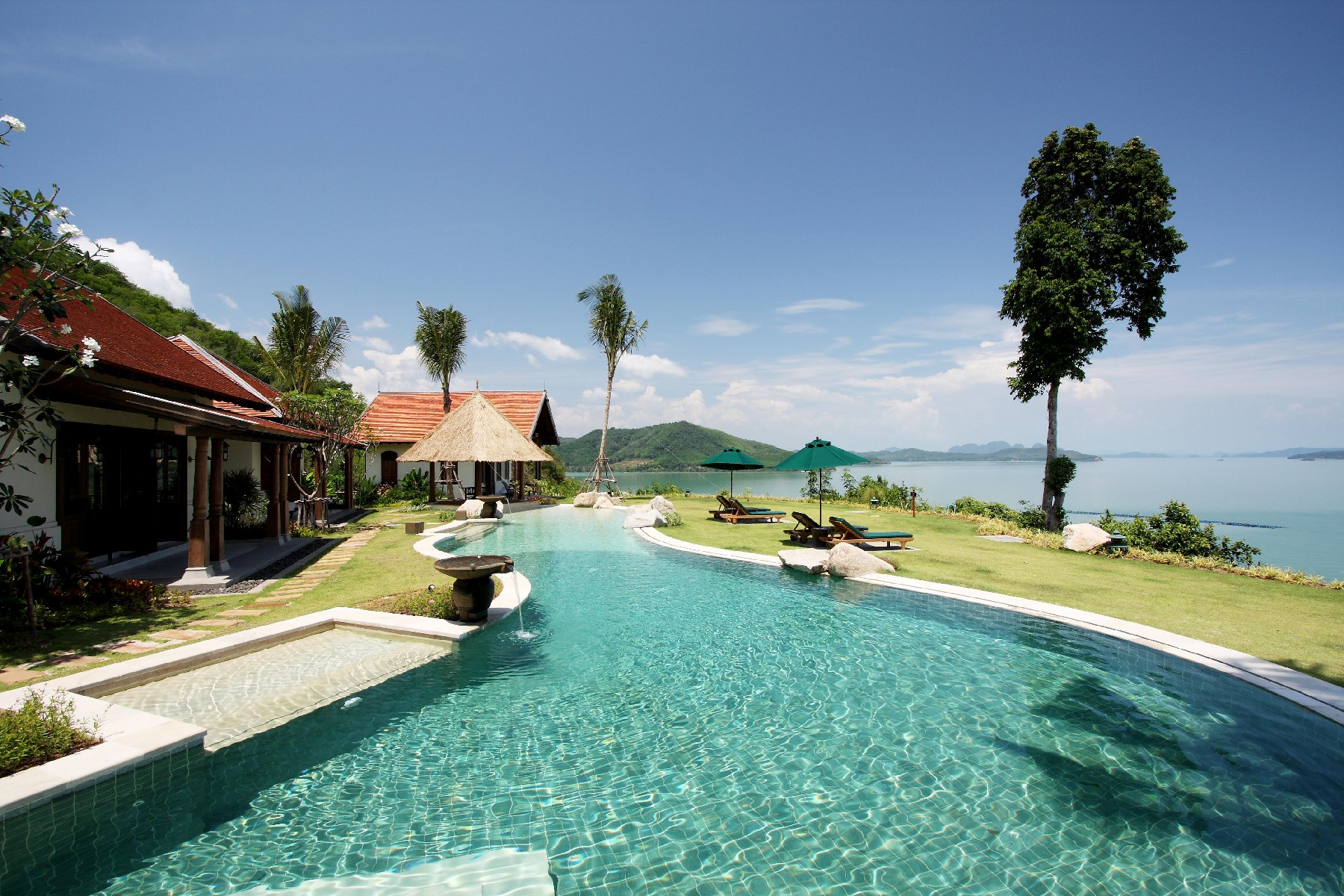 Property Of Phang Nga Bay View Villa