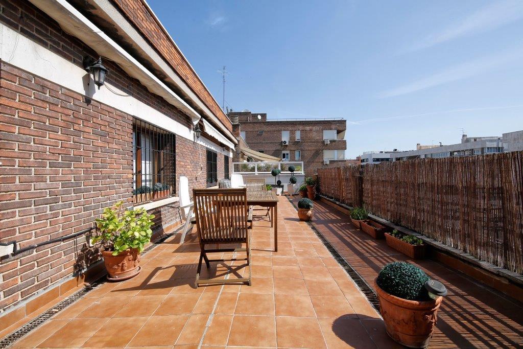 아파트 용 매매 에 magnifico Atico en barrio de Salmanca Madrid, 마드리드 스페인