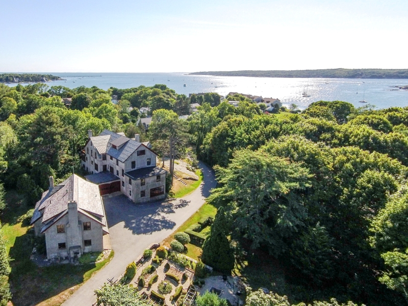 Single Family Home for Sale at Classic turn-of-the-century estate 10 Grapevine Road Gloucester, Massachusetts 01930 United States