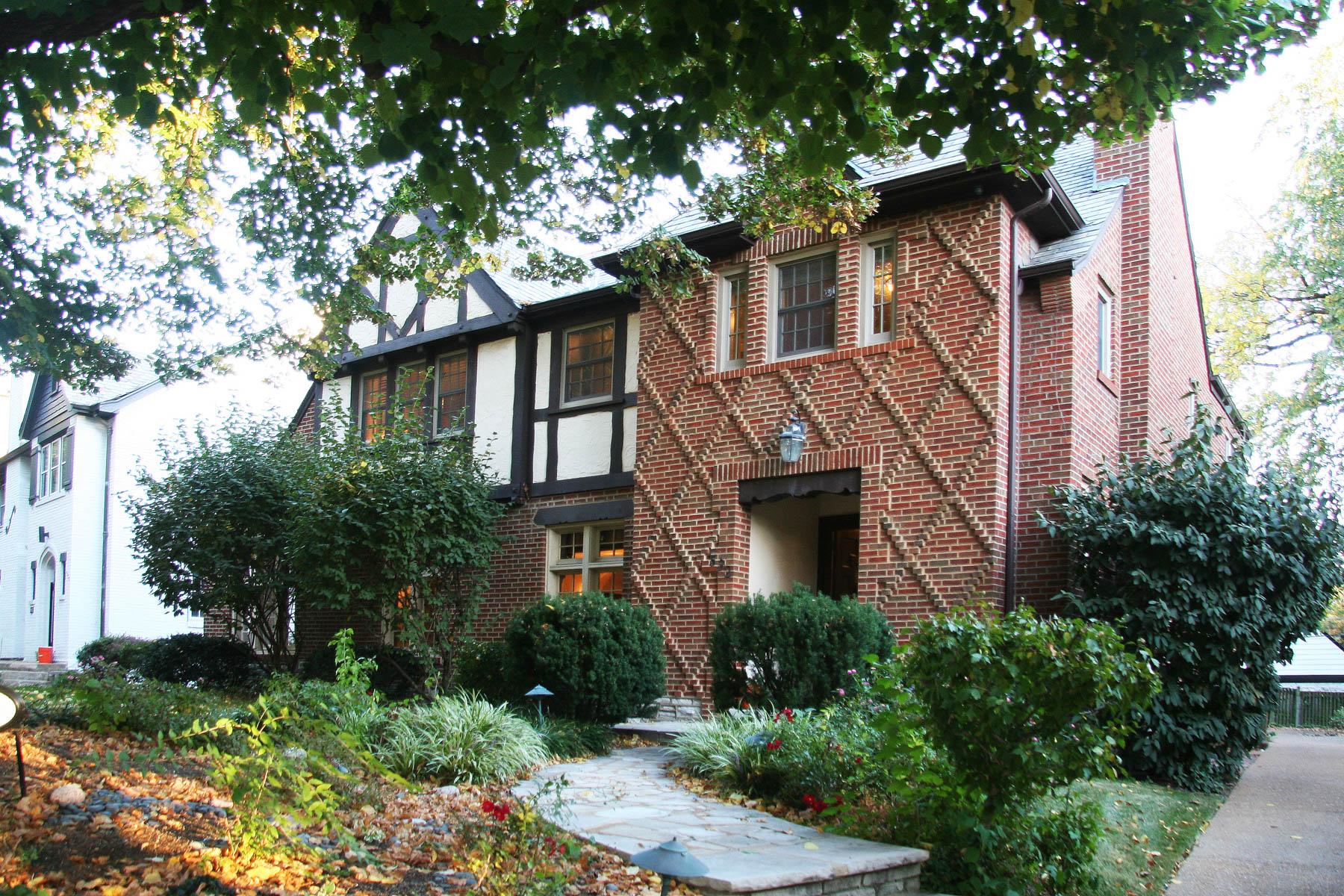 Maison unifamiliale pour l Vente à Midvale 532 Midvale Ave University City, Missouri 63130 États-Unis