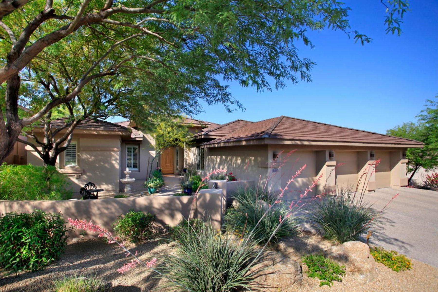 一戸建て のために 売買 アット Beautiful Mcdowell Mountain Ranch Parcel 11305 E Autumn Sage Dr Scottsdale, アリゾナ, 85255 アメリカ合衆国
