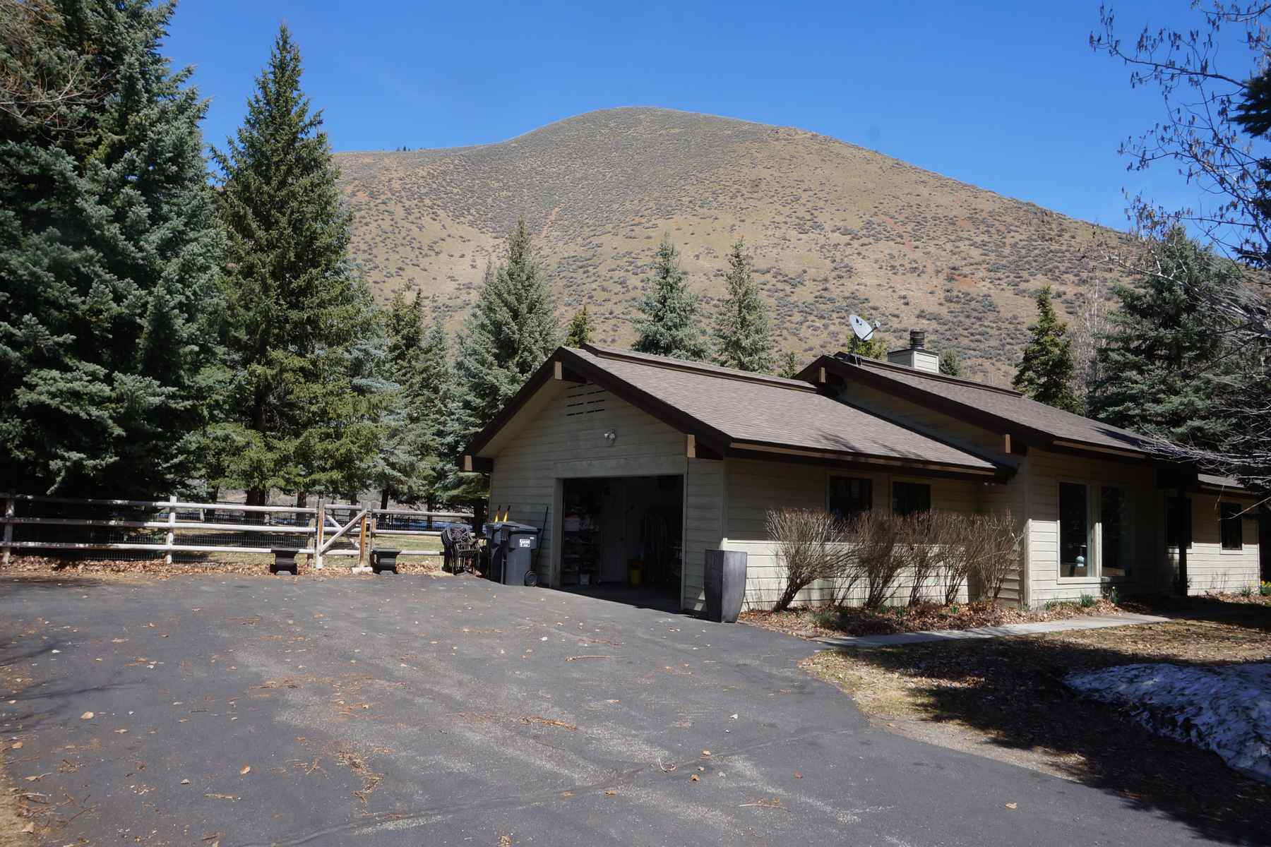 Maison unifamiliale pour l Vente à Private Heatherlands Home 113 Dogwood Rd Hailey, Idaho, 83333 États-Unis