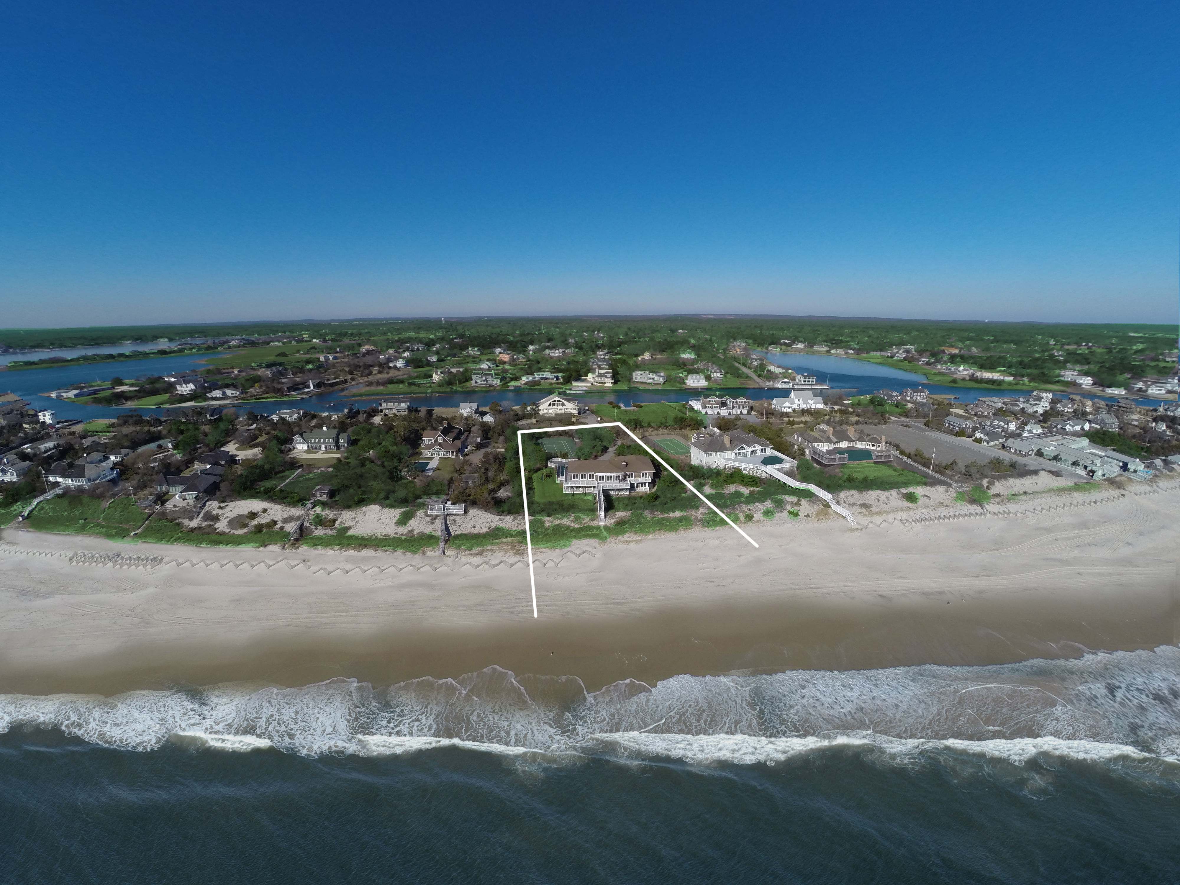 sales property at Perfect Oceanfront