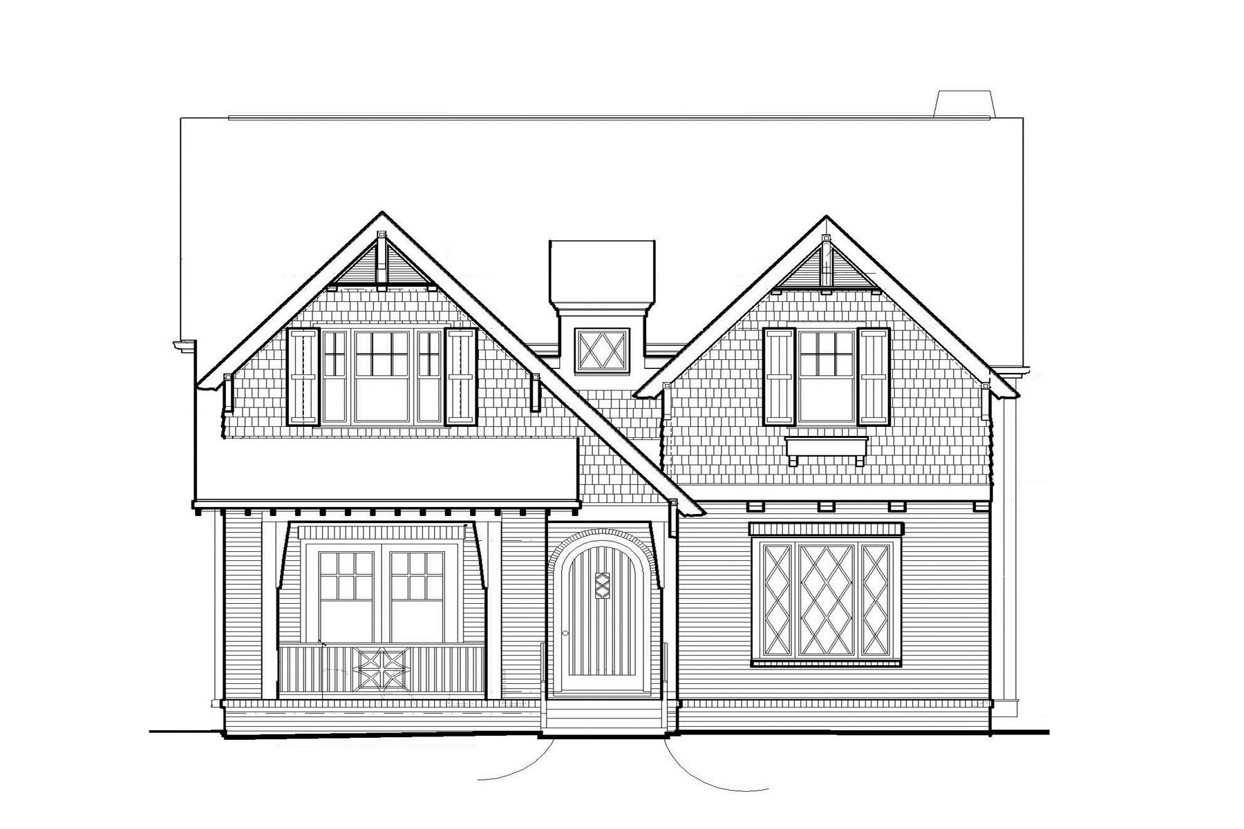 Single Family Home for Sale at Impressive New Construction Home In Garden Hills 2919 Lookout Place NE Garden Hills, Atlanta, Georgia 30305 United States