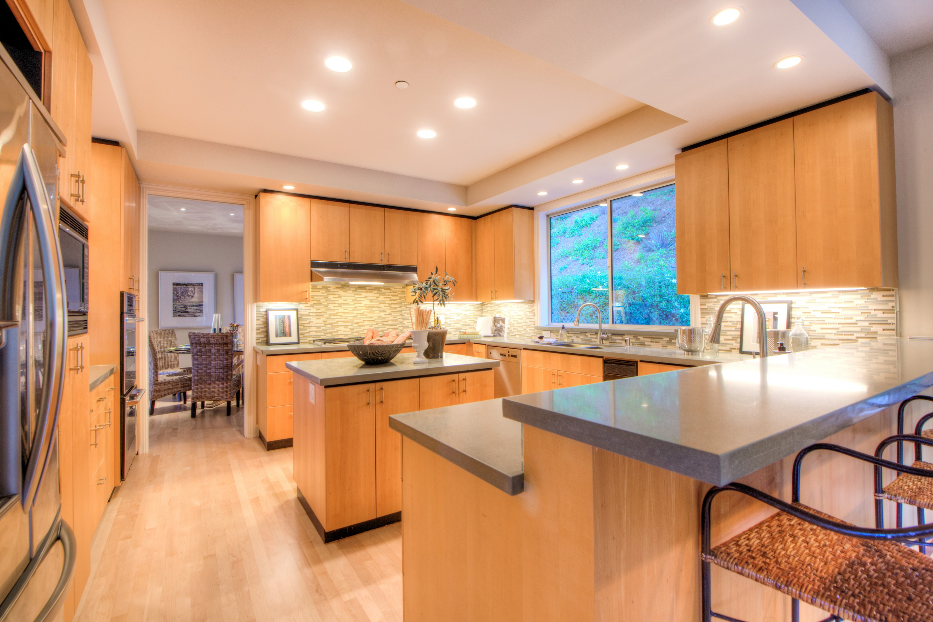 Single Family Home for Sale at Privacy, Tranquility and Views 255 Ralston Ave Mill Valley, California, 94941 United States