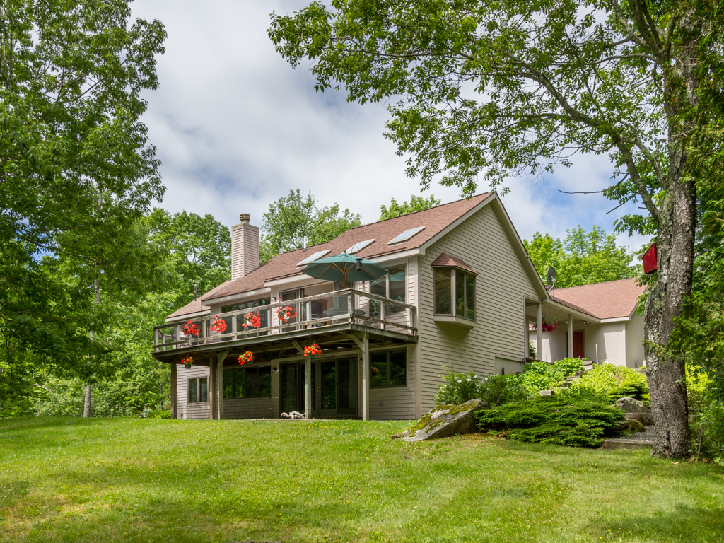 Single Family Home for Sale at Eider Cove 34 Eider Cove Road Castine, Maine 04420 United States