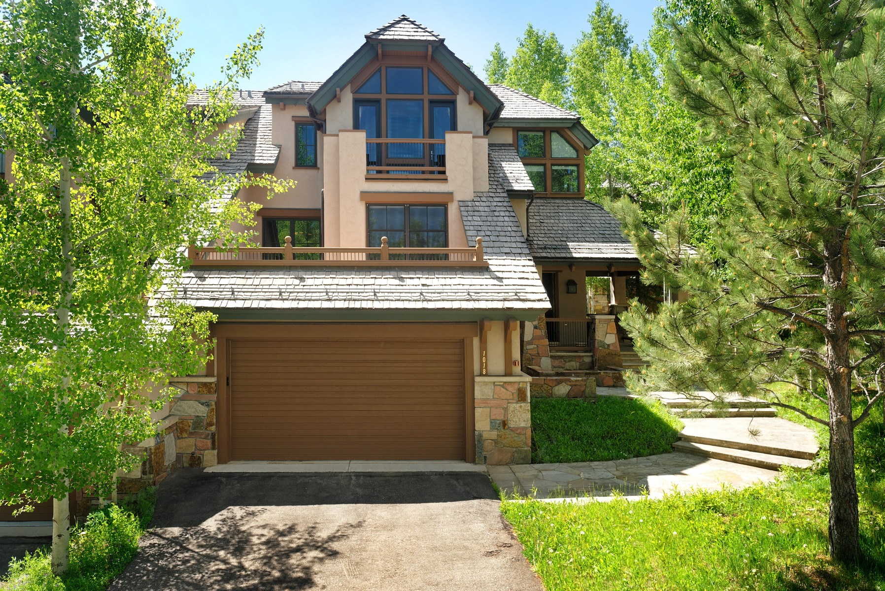 Casa Unifamiliar Adosada por un Venta en 1018 Burnt Mountain Drive Snowmass Village, Colorado, 81615 Estados Unidos