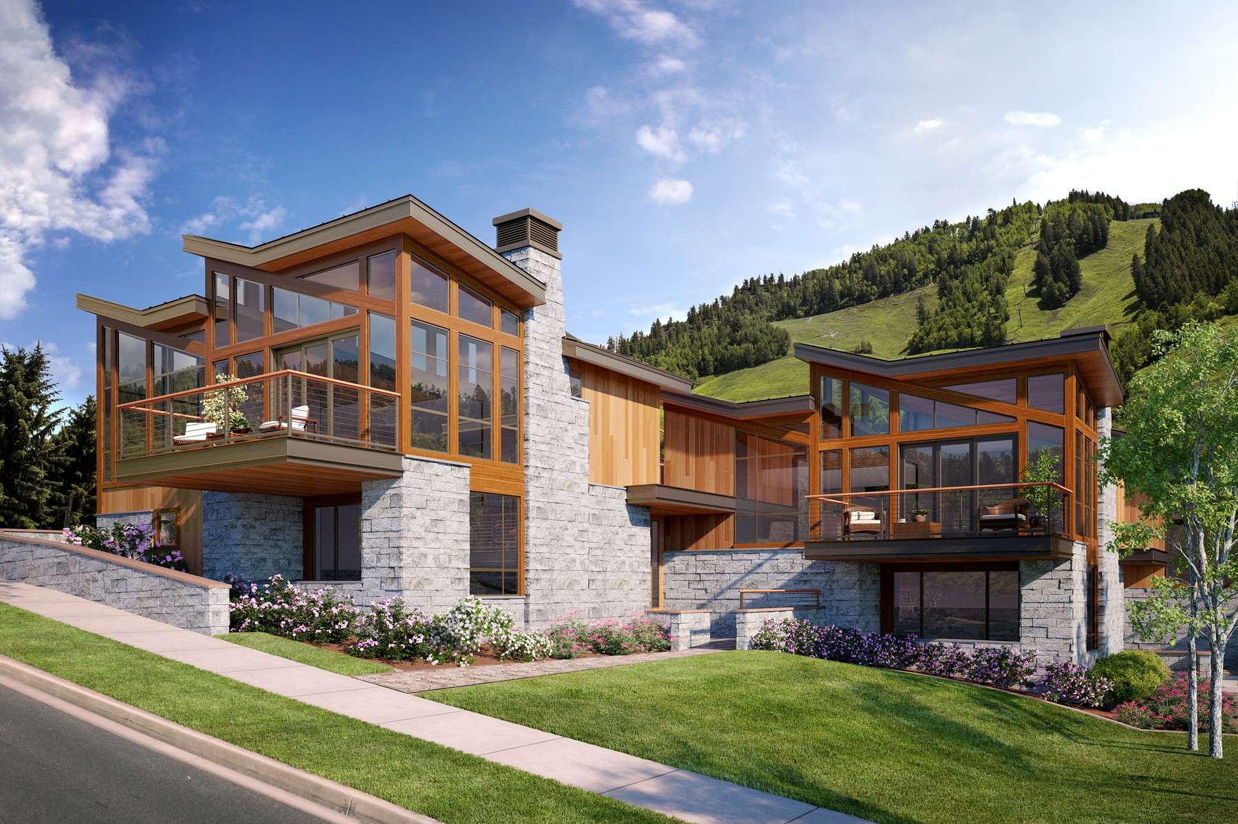 Townhouse for Sale at One Aspen TBD S. Aspen Street #13 Aspen, Colorado, 81611 United States