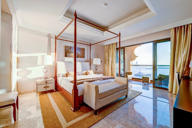 Property For Sale at Fairmont Palm Hotel and Resort Penthouse
