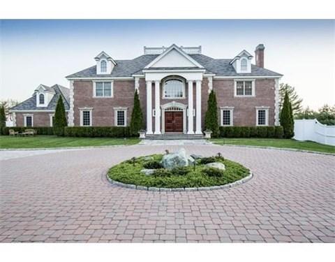 Tek Ailelik Ev için Satış at Exquisite Georgian Colonial Estate 5 Kato Summit Sudbury, Massachusetts 01776 Amerika Birleşik Devletleri