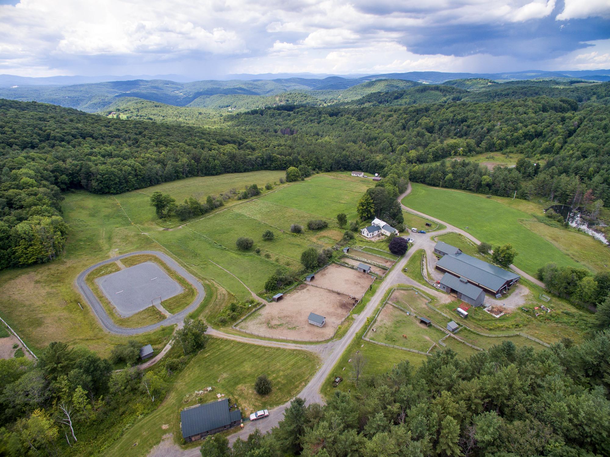 농장 / 목장 / 농장 용 매매 에 Silver Maple Farm 106 Gilley Road Tunbridge, 베르몬트, 05077 미국