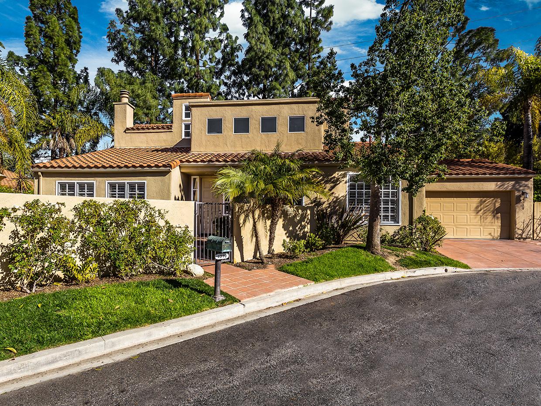 Maison unifamiliale pour l Vente à 4310 Park Arroyo Calabasas, Californie, 91302 États-Unis