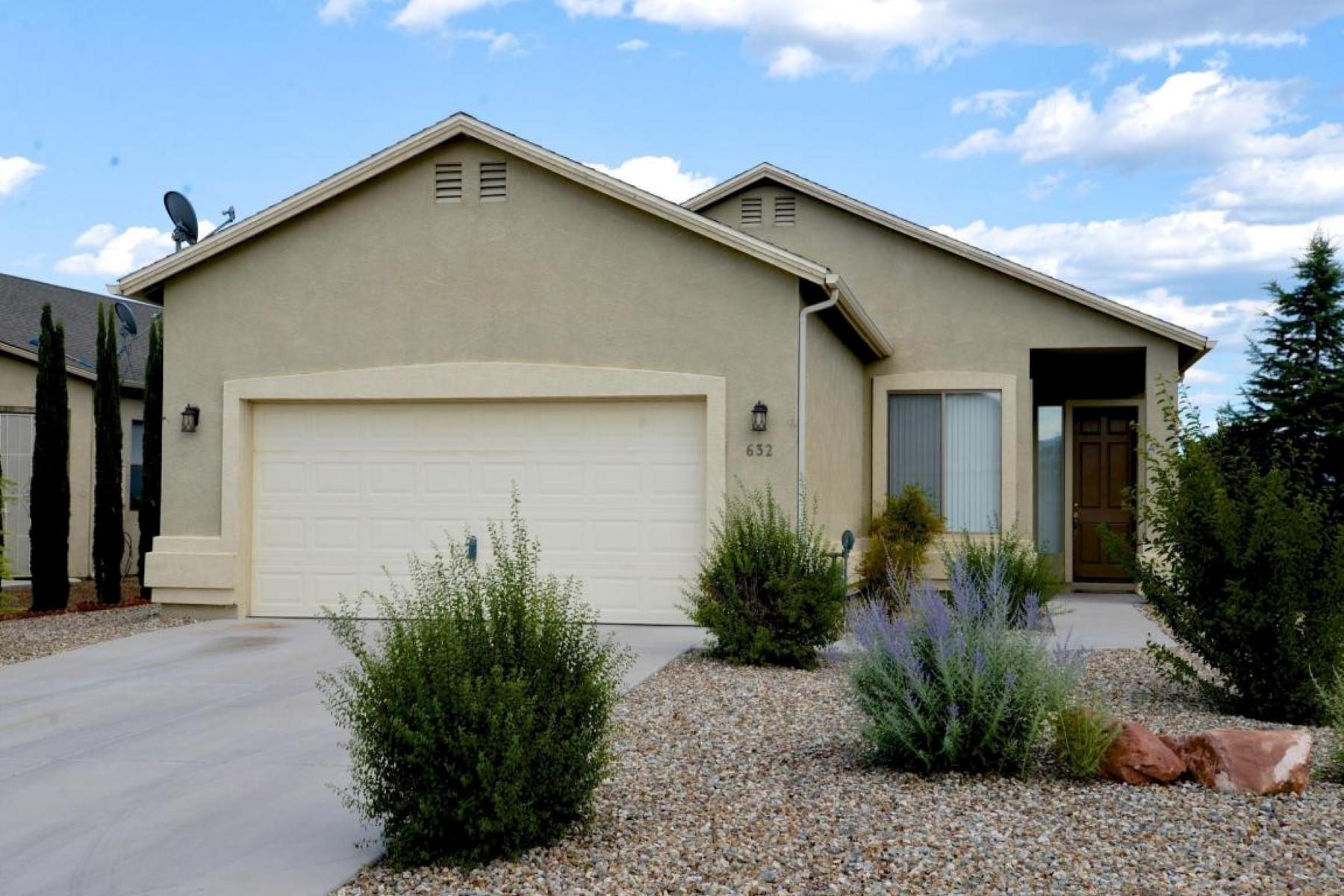Moradia para Venda às Pristine Home in the Camp Verde Views. 632 S Hitching Post Drive Camp Verde, Arizona 86322 Estados Unidos